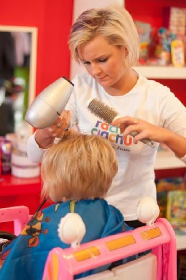 Fryzjer Dla Dzieci Ebobaspl